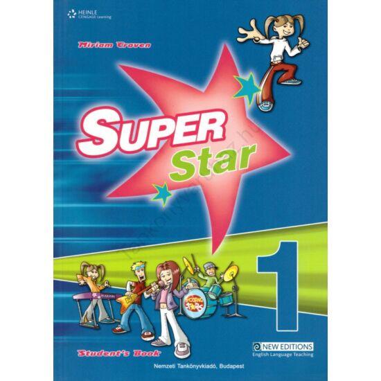 Super Star 1. Tankönyv (NT-56576)