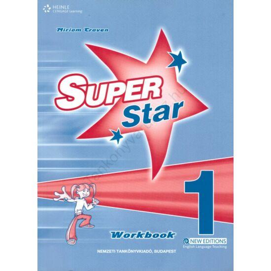 Super Star 1. Workbook (NT-56576/M)