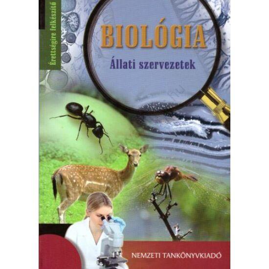 Biológia - Állati szervezetek (NT-81553)