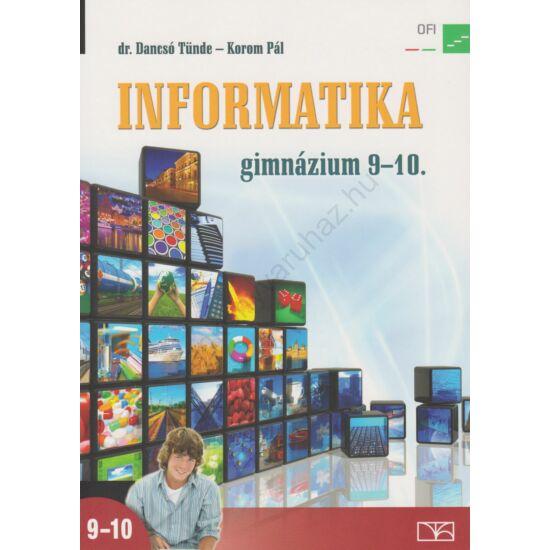 Informatika 9-10. Gimnázium (NT-17173)