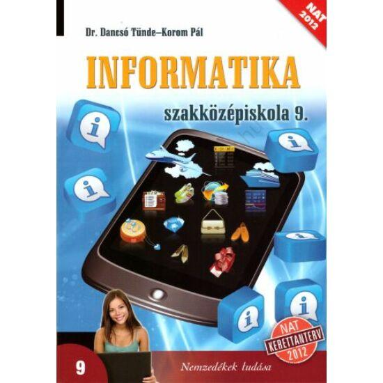 Informatika 9. Szakközépiskola (NT-17174)