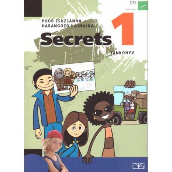 Secrets 1. tankönyv (NT-56545/NAT)