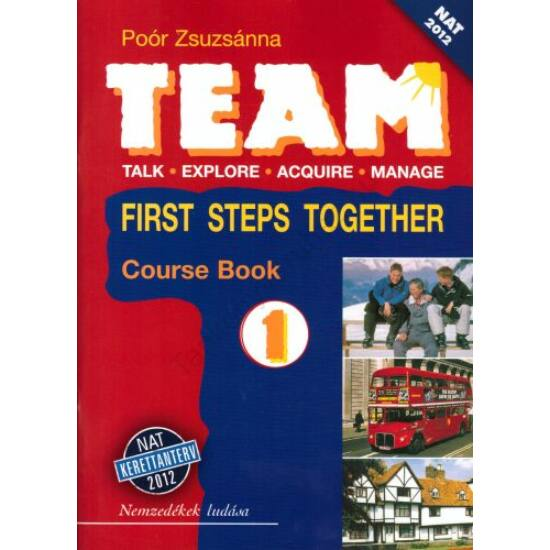 Team 1. Course Book (NT-56431/NAT)