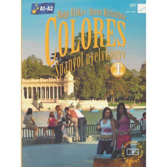 Colores 1. Spanyol nyelvkönyv (NT-56496/NAT)