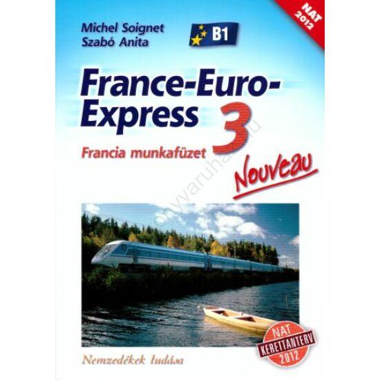 France-Euro-Express 3. munkafüzet (NT-13398/M/NAT)