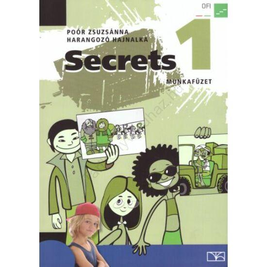 Secrets 1. munkafüzet (NT-56545/M/NAT)