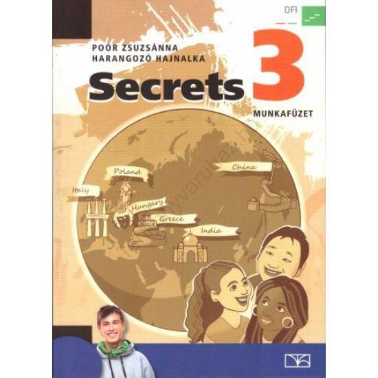 Secrets 3. munkafüzet (NT-56547M//NAT)