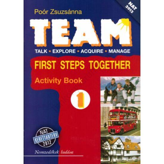 Team 1. Activity Book (NT-56431/M/NAT)