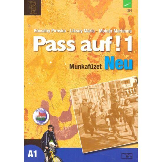 Pass auf! Neu 1. munkafüzet (NT-56521/M/NAT)