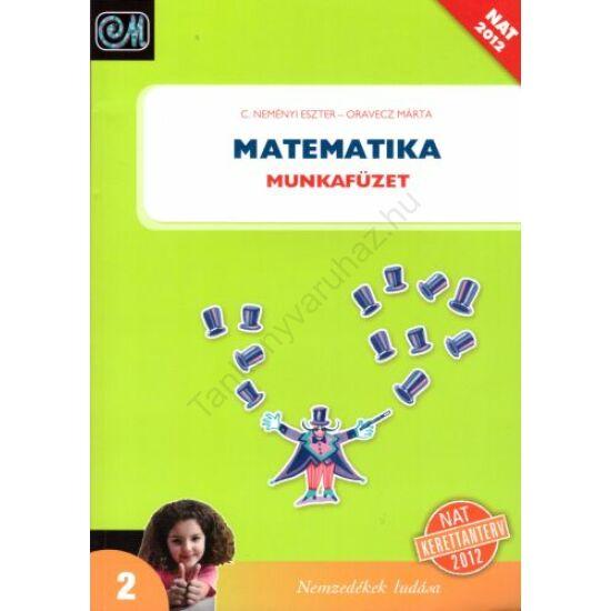 Matematika 2. munkafüzet (NT-11225/M)
