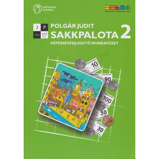 Sakkpalota 2. Képességfejlesztő munkafüzet (NT-80472/M)