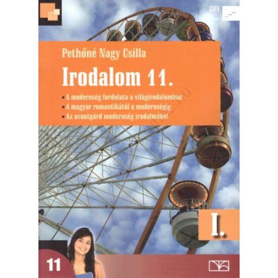 Irodalom 11. I. kötet (NT-17320/I)