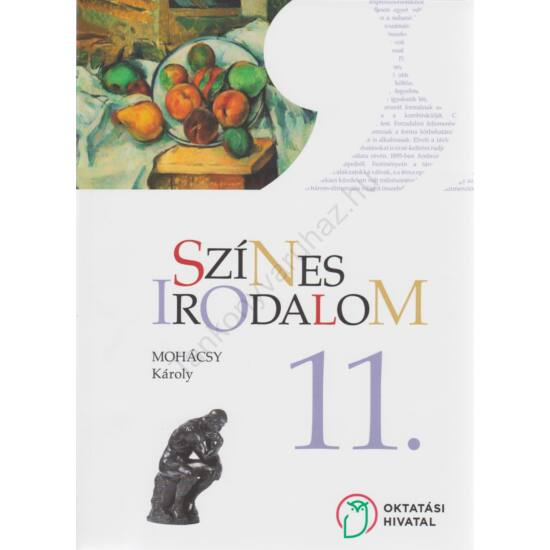 Színes irodalom 11. (NT-0030/2)
