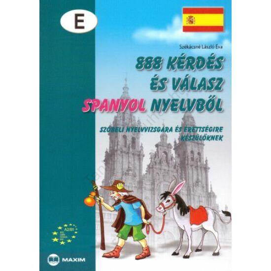888 kérdés és válasz spanyol nyelvből (MX-438)