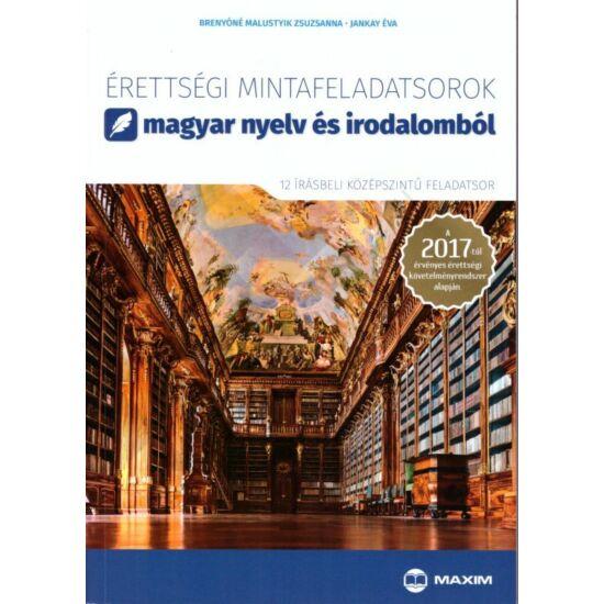 Érettségi mintafeladatsorok magyar nyelv és irodalomból (MX-1104)