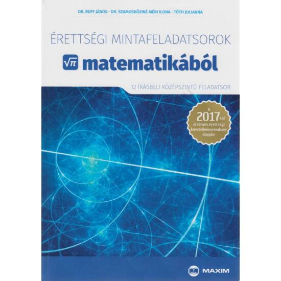 Érettségi mintafeladatsorok matematikából (MX-1107)