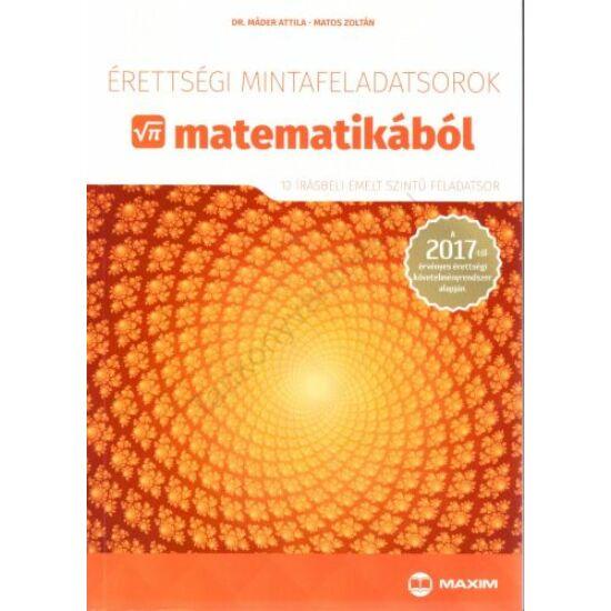 Érettségi mintafeladatsorok matematikából (MX-1108)