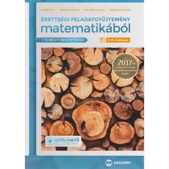 Érettségi feladatgyűjtemény matematikából  9-10. évfolyam  (MX-1159)