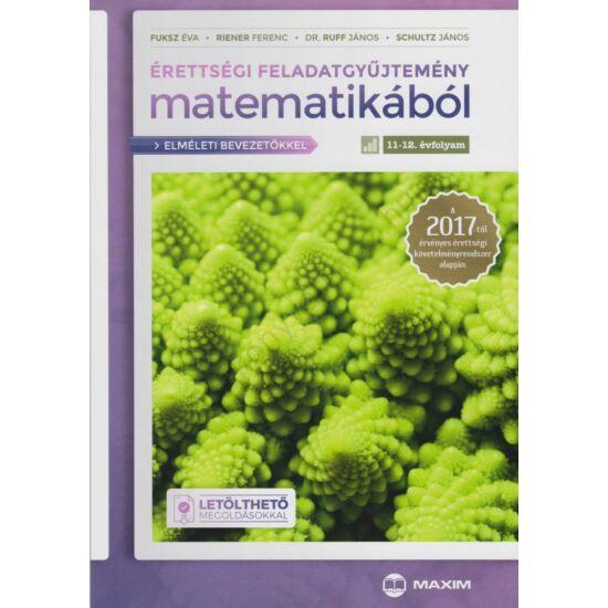 Érettségi feladatgyűjtemény matematikából  11-12. évfolyam  (MX-1160)
