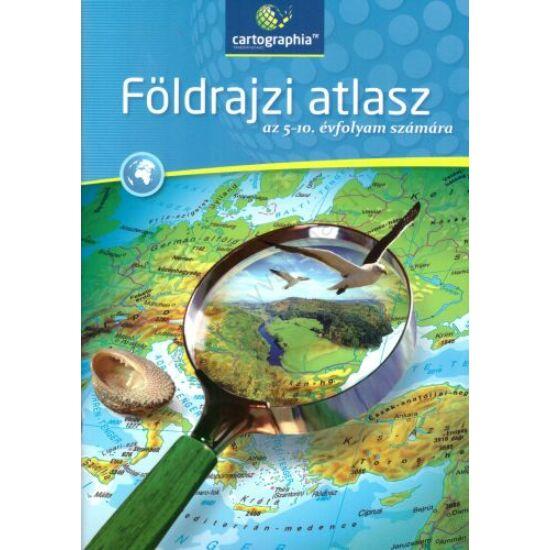 Földrajzi atlasz (CR-0022)