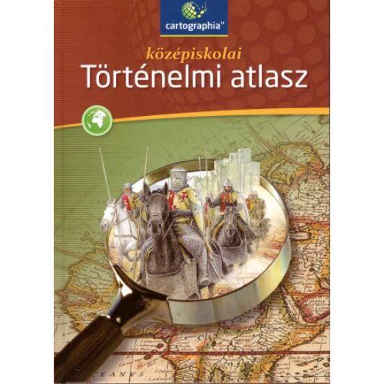 középiskolai Történelmi atlasz (CR-0082)