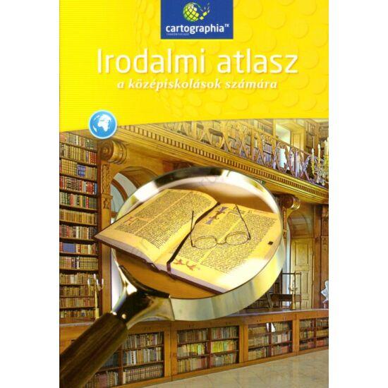 Irodalmi atlasz a középiskolások számára (CR-0152)