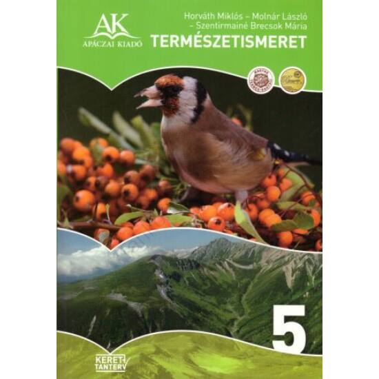 Természetismeret 5. tankönyv (AP-051007)