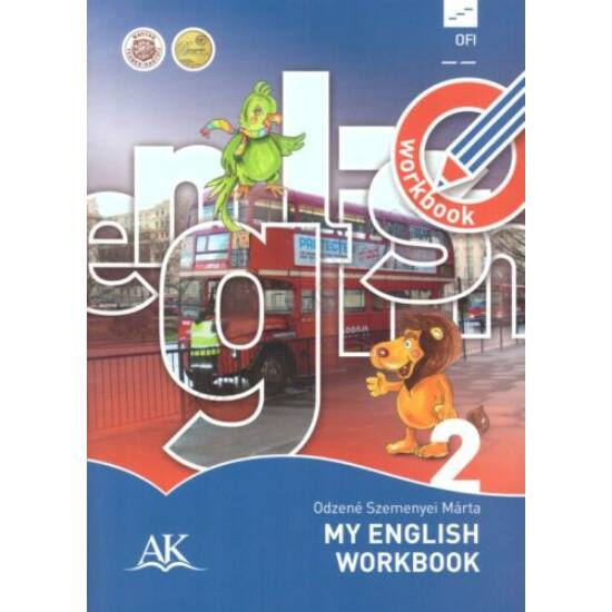 My English workbook 2.  (AP-022405)