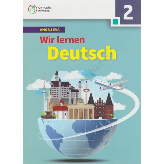 Wir lernen Deutsch 2. Lehrbuch (AP-022505)