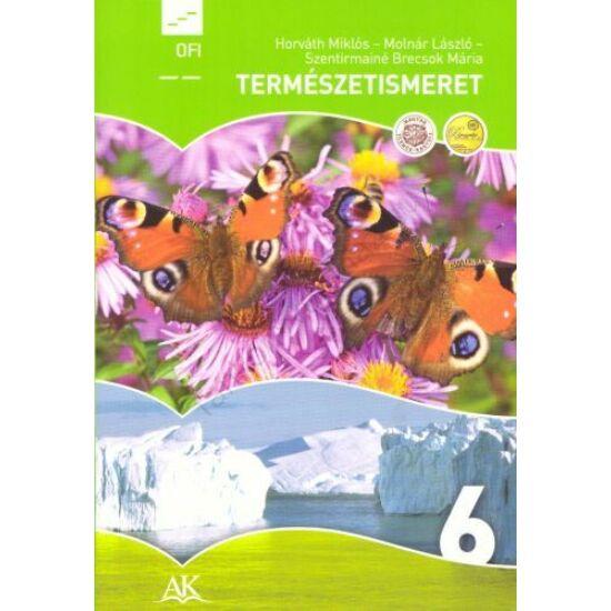 Természetismeret 6. tankönyv (AP-061009)