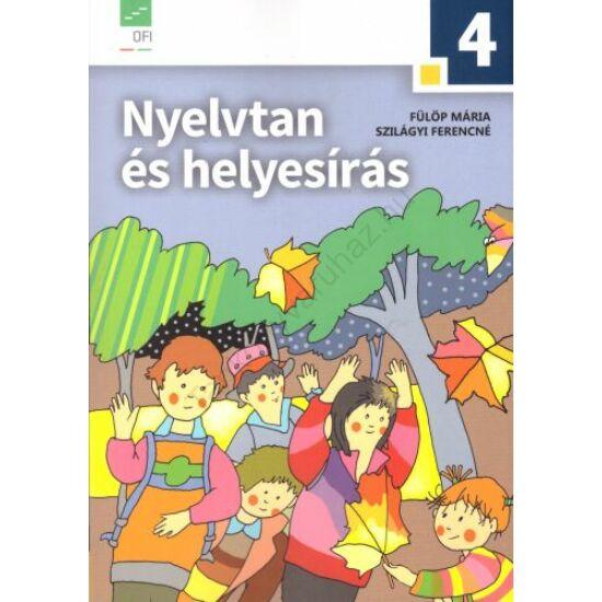 Nyelvtan és helyesírás 4. évfolyam (AP-040307)