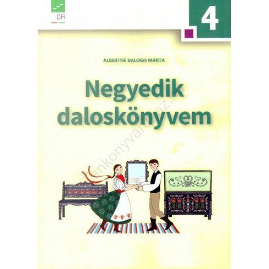 Negyedik daloskönyvem  (AP-042005)
