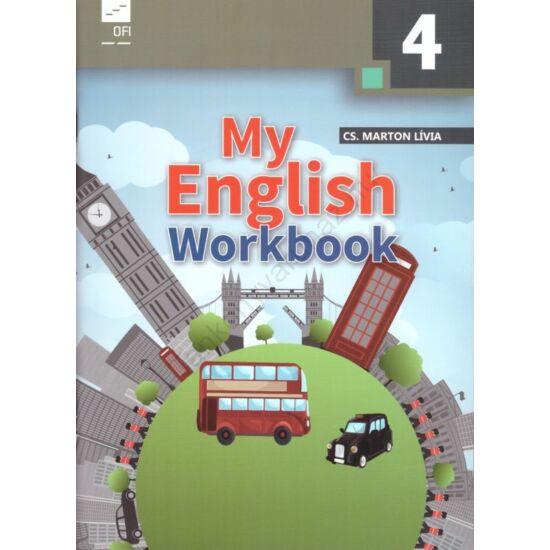 My English workbook 4.  (AP-042404)