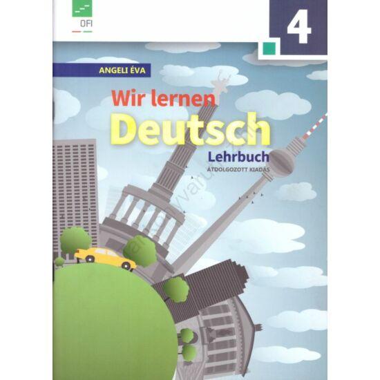 Wir lernen Deutsch 4. Lehrbuch (AP-042505)
