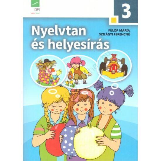 Nyelvtan és helyesírás 3. évfolyam (AP-030306/1)