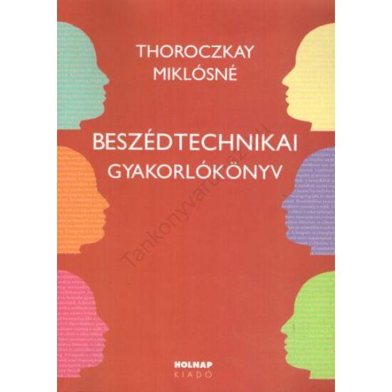 Beszédtechnikai gyakorlókönyv