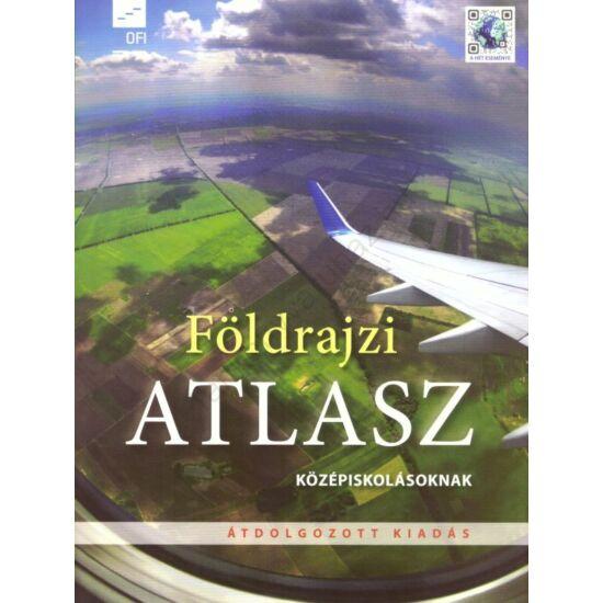 Földrajzi atlasz középiskolásoknak (FI-506010903/2)