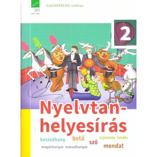 Nyelvtan-helyesírás 2.  (FI-501010201/1)