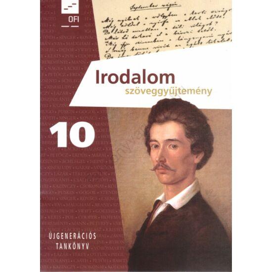 Irodalmi szöveggyűjtemény 10. (FI-501021002/1)