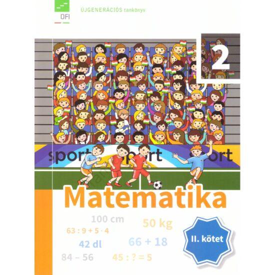 Matematika 2. tankönyv II. kötet (FI-503010202/1)