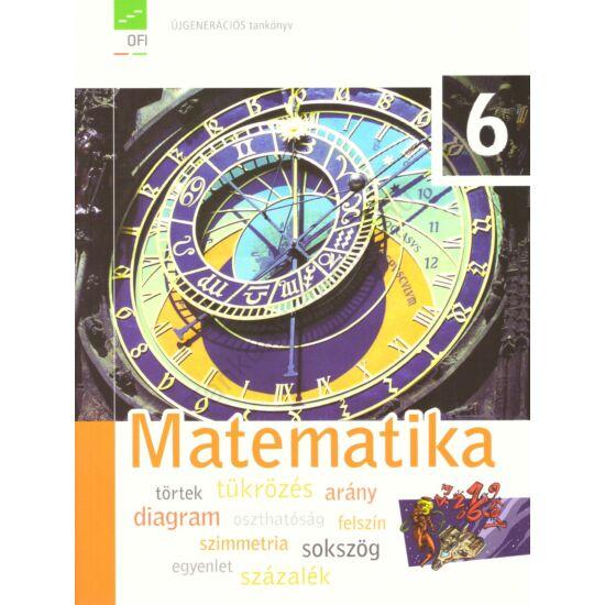 Matematika 6. tankönyv (FI-503010601/1)