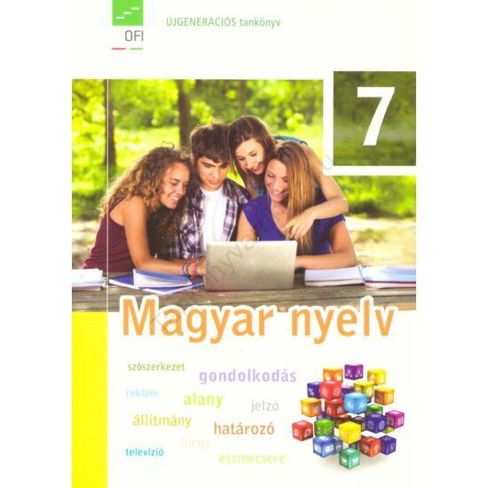 Magyar nyelv 7. tankönyv  (FI-501010701/1)