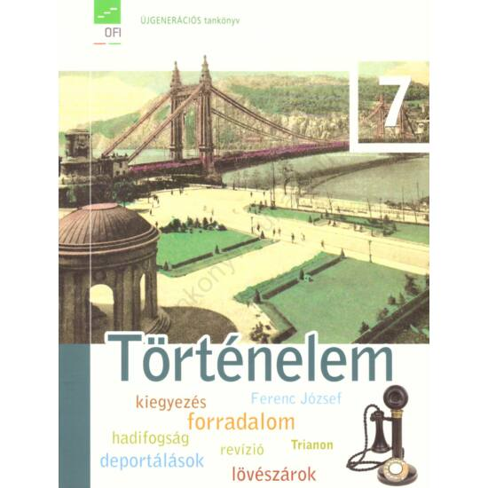 Történelem 7. tankönyv (FI-504010701/1)