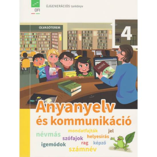 Anyanyelv és kommunikáció 4. tankönyv (FI-501010401/1)