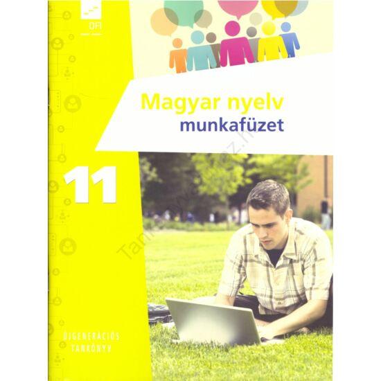 Magyar nyelv  11. munkafüzet (FI-501011102/1)