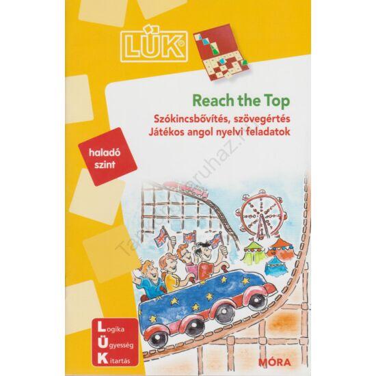 Reach the top 2. (LDI-320)- Haladó szint