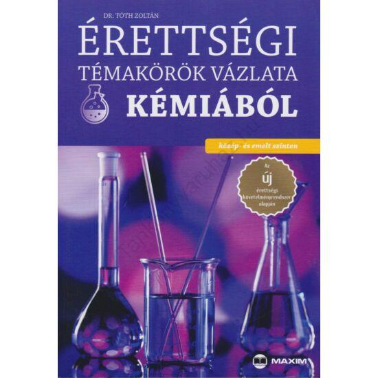 Érettségi témakörök vázlata kémiából (MX-1263)