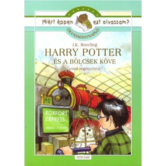 Olvasmánynapló: J.K. Rowling: Harry Potter és a bölcsek köve című regényéhez