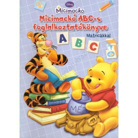 Micimackó ABC-s foglalkoztatókönyve