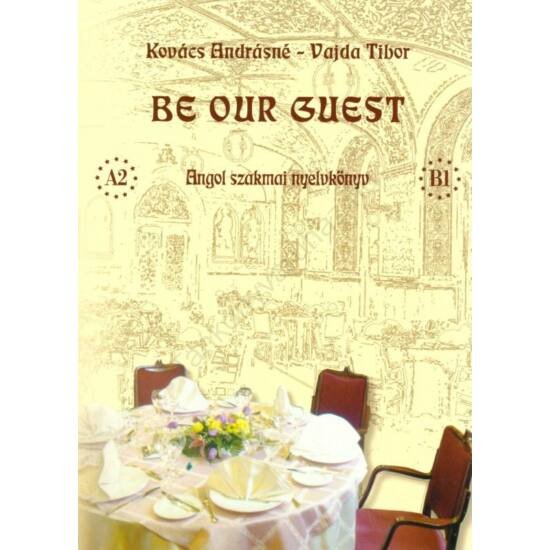 BE OUR GUEST (KR-866)
